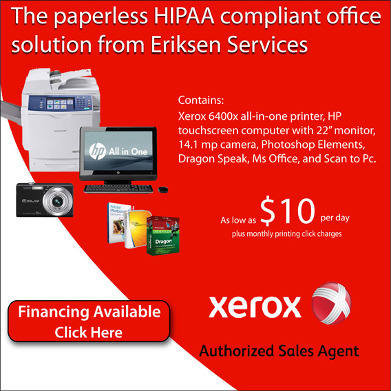 Xerox Paperless Office